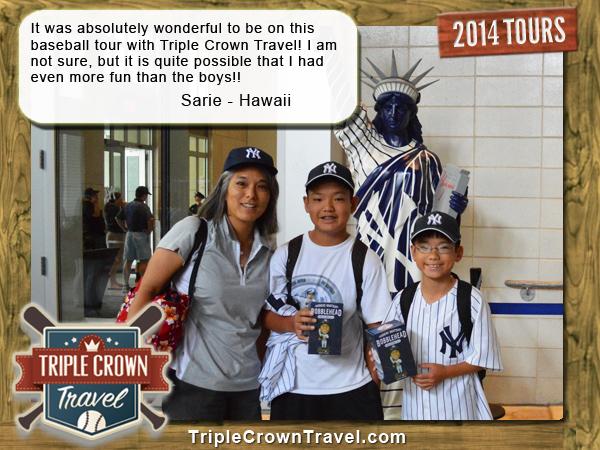 Triple Crown Travel Reviews