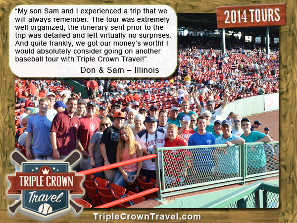 Triple Crown Travel Customer Experience